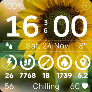 Supeerb - Clockfaces and apps for the Fitbit Versa & Ionic